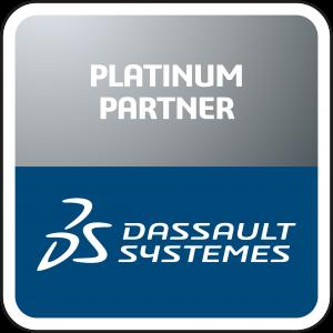 Dassault Systèmes Platinum Partner Logo
