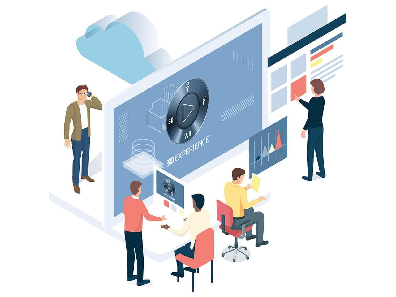 Projektmanagement in der 3DEXPERIENCE Plattform