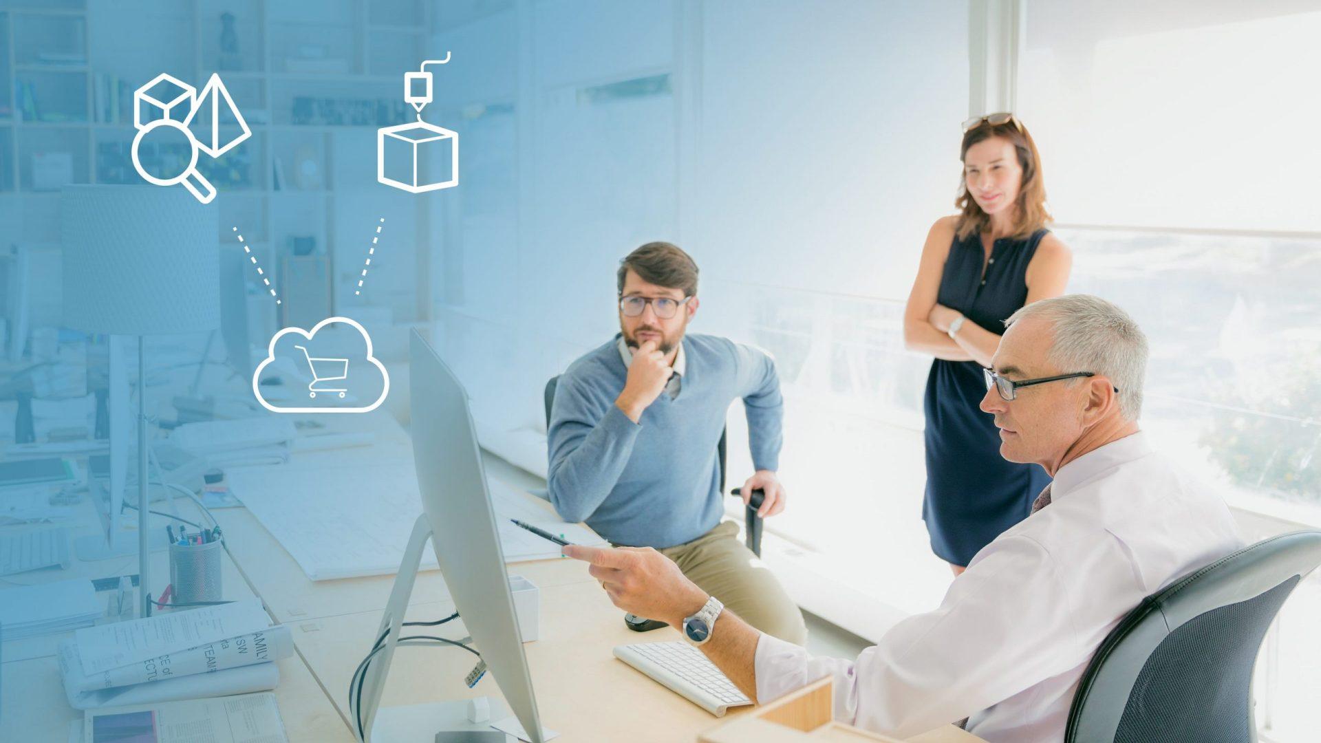 Requirements Engineer in der §DEXPERIENCE Plattform on Cloud
