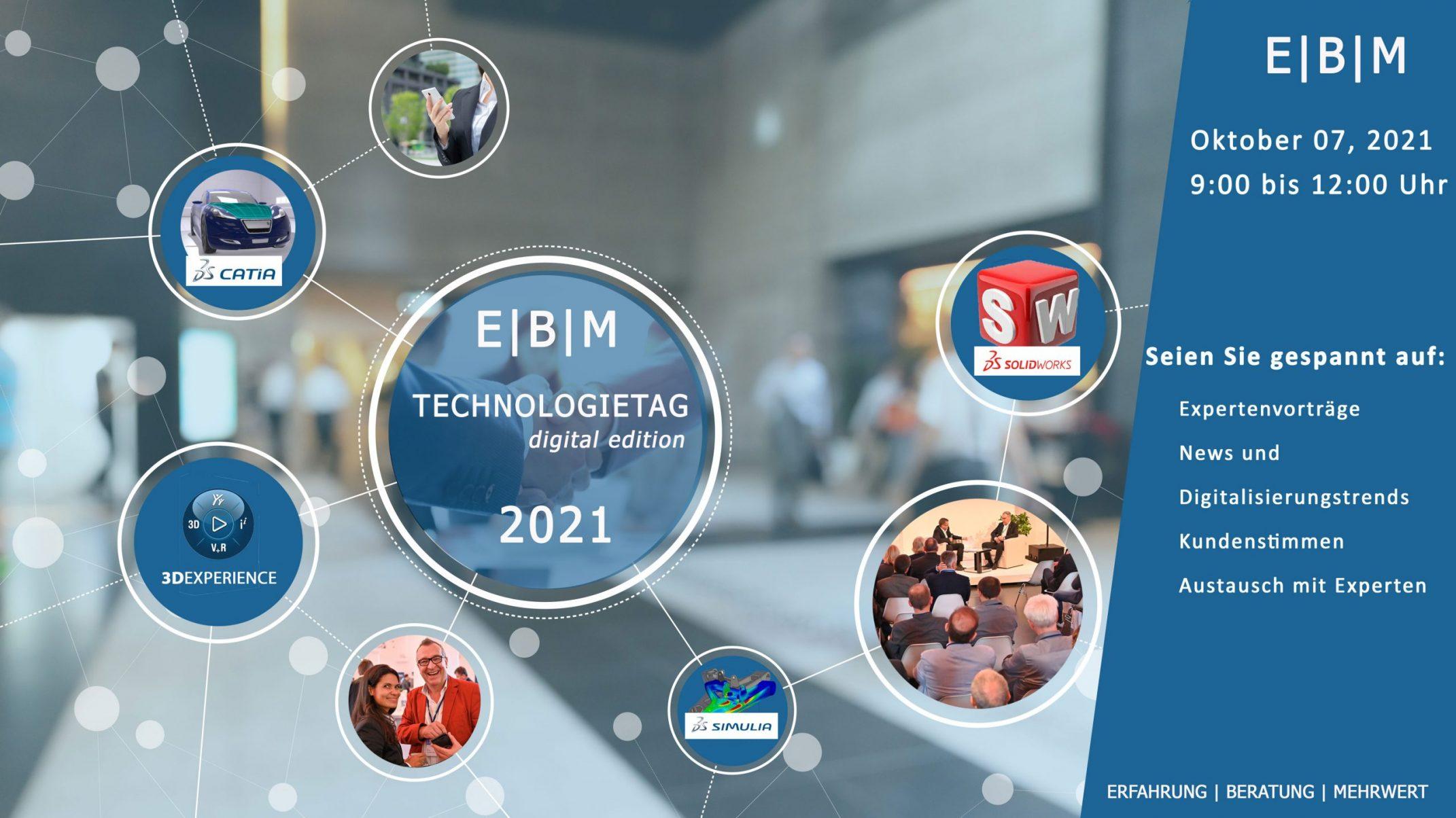 EBM Technologietag 2021