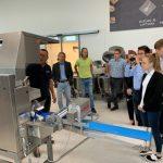 Vorführung Mini Rex Multi bei König Maschinen GmbH