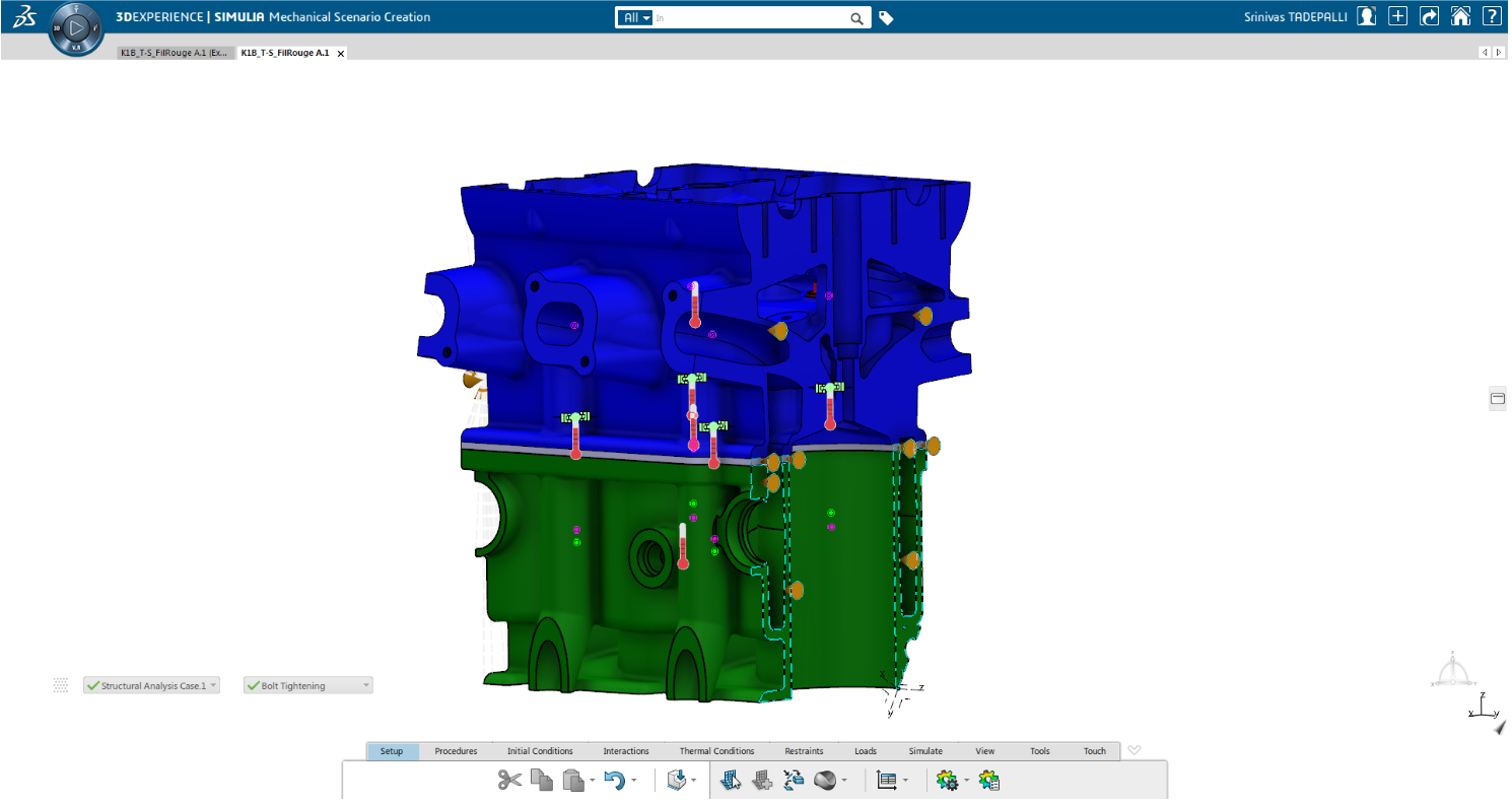3DEXPERIENCE SIMULIA Rolle Structural Mechanics Engineer