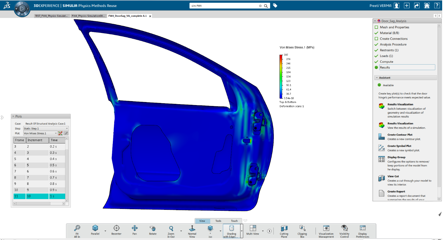 3DEXPERIENCE SIMULIA Rolle Structural Professional Engineer