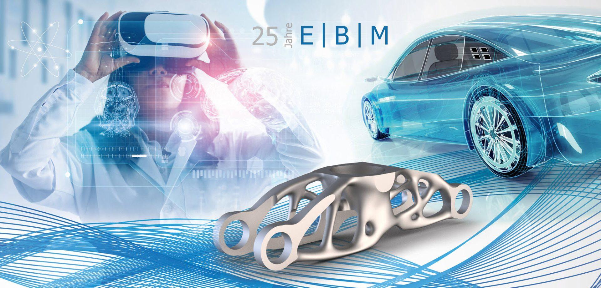 25 Jahre EBM Technologietag Logo