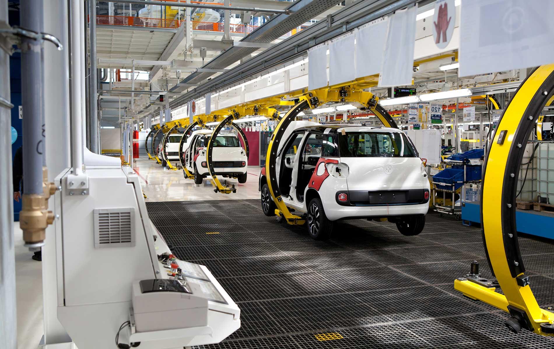 Maschinen-, Anlagen- und Werkzeugbau - EBM