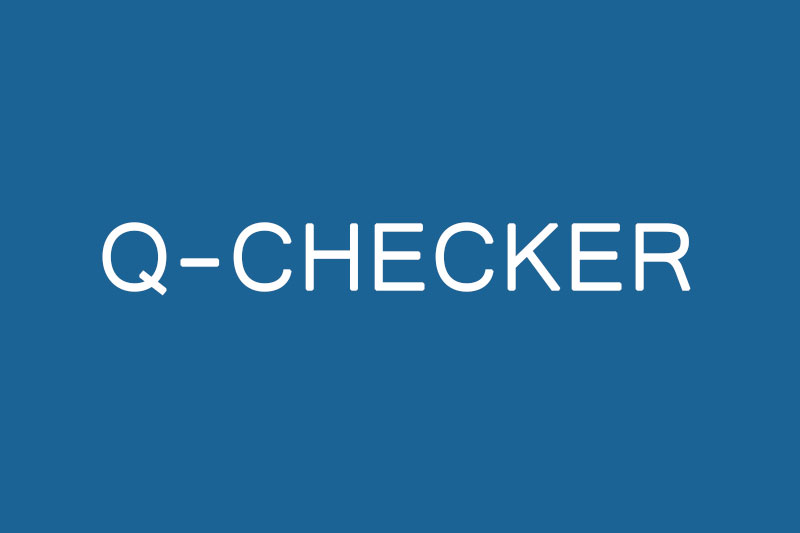 Q-CHECKER - EBM GmbH