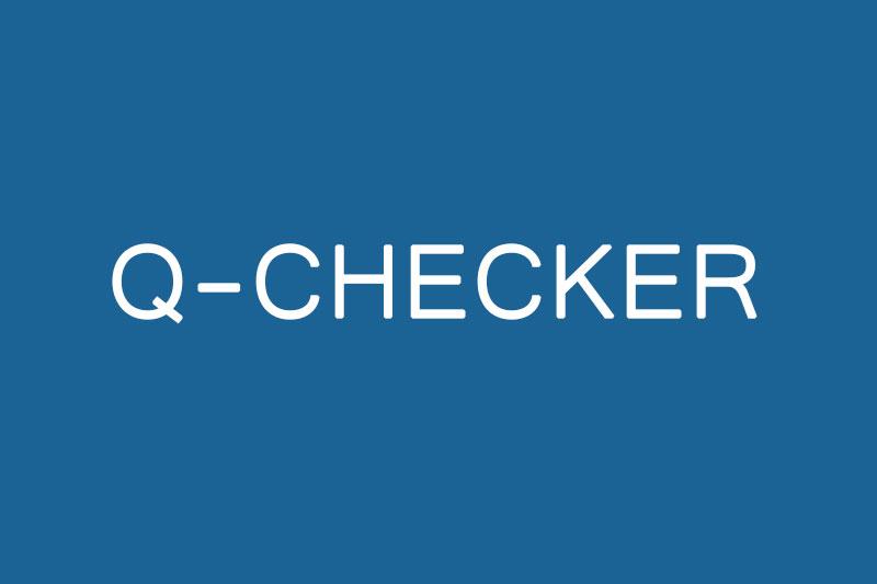 Q-CHECKER - EBM GmbH